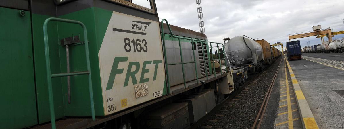 Le train des primeurs Perpignan-Rungis bientôt remplacé par plus de 20 000 camions par an ? 19275719