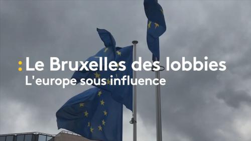 VIDEO. Europe : suivez notre visite guidée du Bruxelles des lobbies