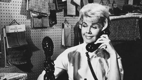 """L'actrice Doris Day, interprète inoubliable de la chanson """"Que Sera, sera"""" pour Alfred Hitchcock, est morte à l'âge de 97ans"""