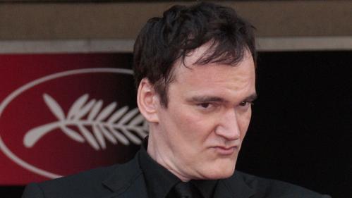 EN IMAGES. Les 11 coups d'éclats de Tarantino au Festival de Cannes