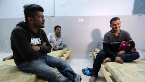 Naufrage en Méditerranée : le Bangladesh devient l'un des principaux pays d'origine des migrants notamment à cause du réchauffement climatique
