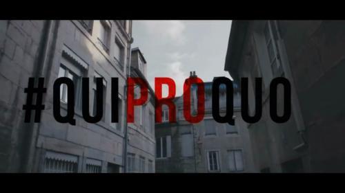 Arrivé en France il y a trois ans, son court métrage est sélectionné à Cannes