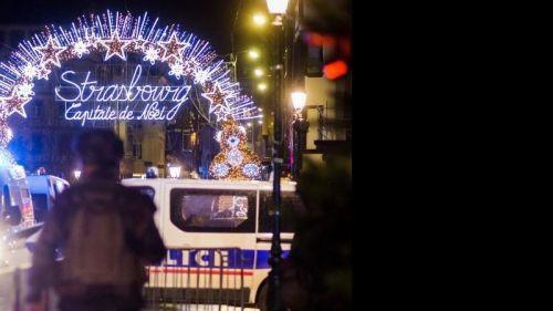 Cinq personnes arrêtées à Strasbourg dans l'enquête sur l'attentat du marché de Noël