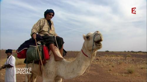 VIDEO. Jacques Bonnet a décidé de prendre sa retraite dans le désert de Mauritanie classé en zone rouge