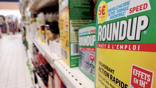 Des publicités pour le Roundup sont-elles toujours diffusées à la télévision ?