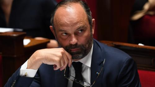 """VIDEO. Vente d'armes à l'Arabie saoudite: """"La France respecte ses engagements internationaux"""", affirme Edouard Philippe"""