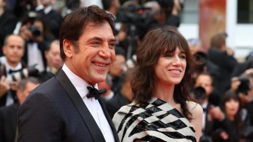 """DIRECT. """"Nous déclarons ouvert le 72e Festival international du film de Cannes"""", lancent Javier Bardem et Charlotte Gainsbourg"""