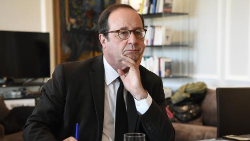 François Hollande ne participe à aucun meeting de campagne... faute d'avoir été contacté