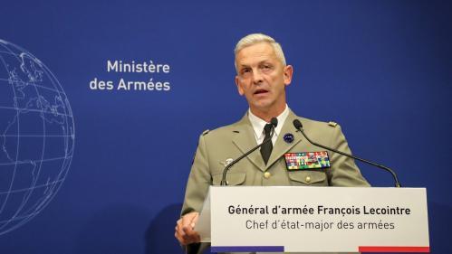 """Opération au Burkina Faso: Emmanuel Macron a donné """"rapidement"""" son feu vert, raconte le chef d'état-major"""