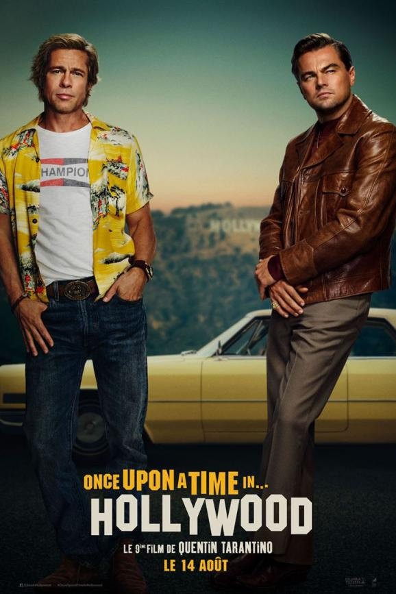 """Once upon a time... In Hollywood\"" de Quentin Tarantino (2019)"