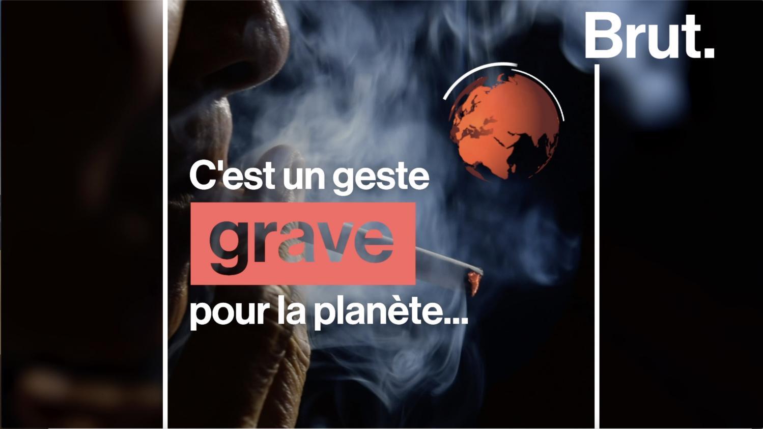 video  d u00e9forestation  gaz  u00e0 effet de serre u2026 fumer nuit gravement  u00e0 notre environnement