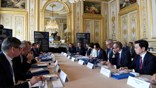 La France et la Nouvelle-Zélande lancent l'«appel de Christchurch» contre le terrorisme en ligne