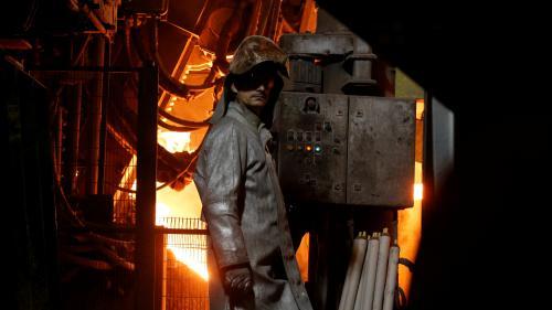 """Ascoval: l'Etat et British Steel ont débloqué des fonds et la reprise """"se fera"""", assure Bruno LeMaire"""