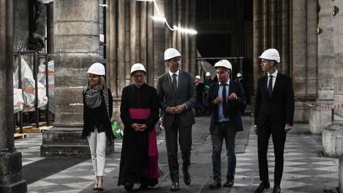Notre-Dame de Paris: le ministre de la Culture et la Fondation Notre-Dame de Paris continuent d'appeler aux dons