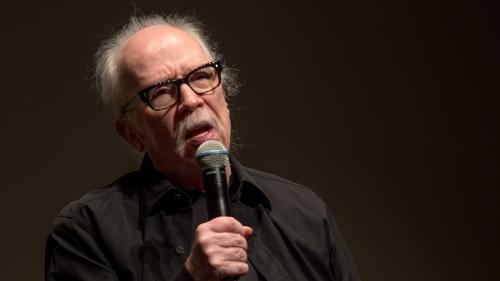 "Cannes 2019. Remise du Carrosse d'Or à John Carpenter : ""Je suis l'anti-Spielberg"""