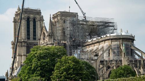 """Pollution au plomb autour de Notre-Dame: """"Pas de quoi paniquer mais de quoi se préoccuper"""""""