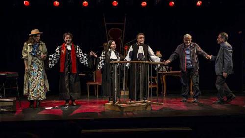 L'Europe à la barre : faux procès mais vrai débat participatif sur une scène de théâtre