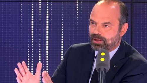 VIDEO. Armes françaises au Yémen : l'audition des journalistes n'était pas une tentative d'intimidation, affirme Edouard Philippe