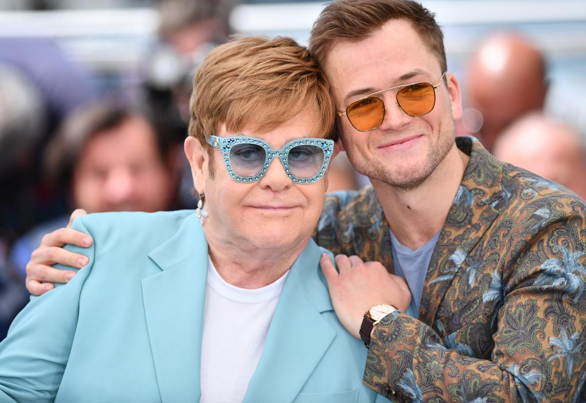 EN IMAGES. Cannes 2019 : la montée des marches d'Elton John, Bella Hadid et Zabou Breitman