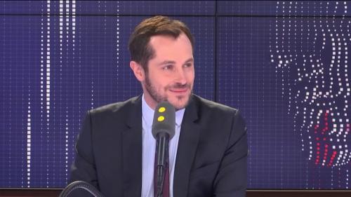 """""""Nous avons une capacité à nous adresser à des Français qui viennent d'horizons très différents"""", assure Nicolas Bay du Rassemblement national"""