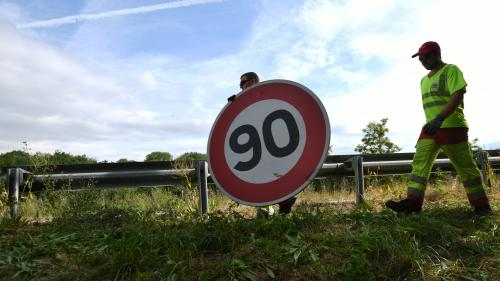 Pourquoi l'assouplissement de la limitation à 80km/h est une annonce en trompe-l'œil