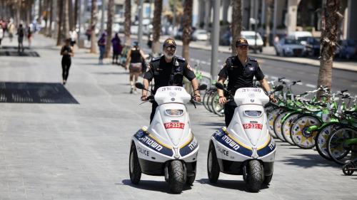 Contrôles renforcés, des milliers de policiers et militaires déployés… Comment Israël sécurise l'Eurovision