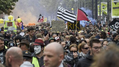 """""""Gilets jaunes"""" : à quoi faut-il s'attendre pour le 27e samedi de manifestations ?"""