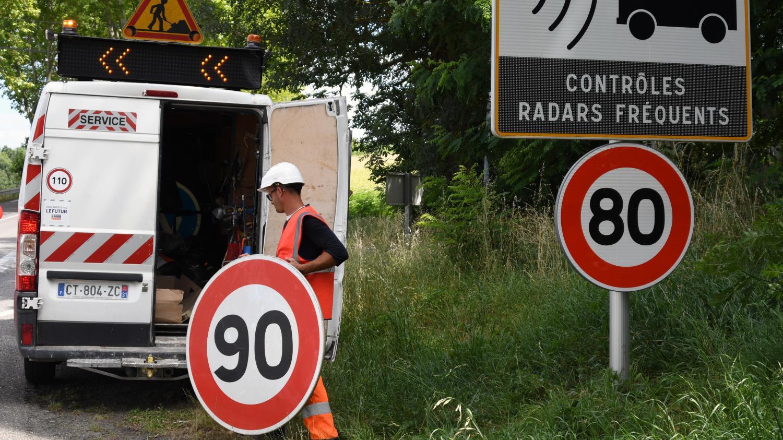 Vitesse à 80 Km/h : Les Départements Pourront Décider Du