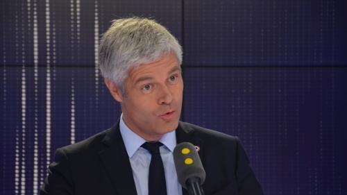 Non, la France n'a pas autorisé le retour de 200 jihadistes laissés en liberté, comme le dit Laurent Wauquiez