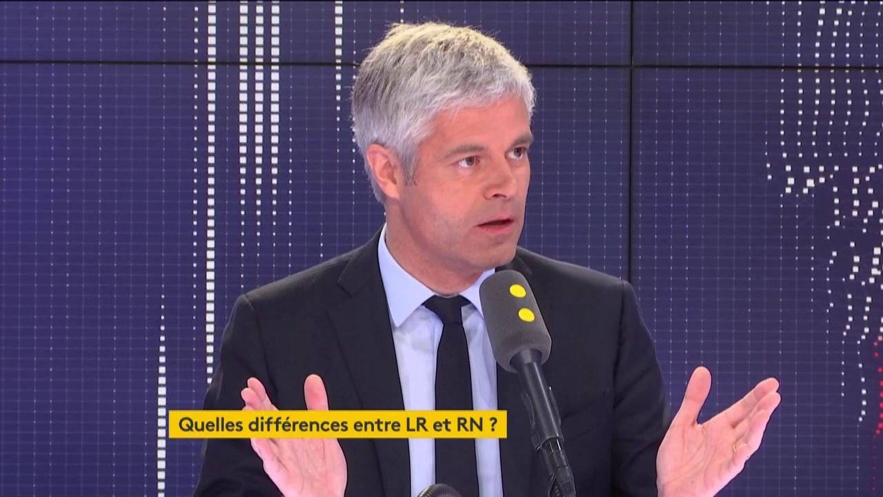 VIDEO. Jihadistes français : Laurent Wauquiez défend la création d'un tribunal international en Irak et en Syrie