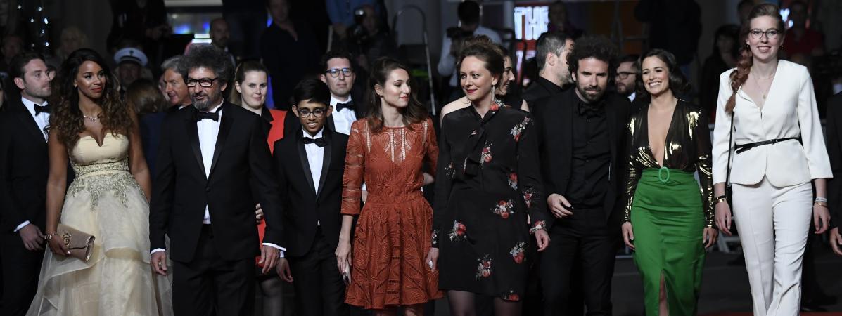 """Tribune pour le climat à Cannes : """"On a terriblement besoin d'imaginer un monde plus durable"""""""