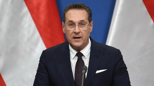 Autriche : le chef de l'extrême droite compromis par une caméra cachée