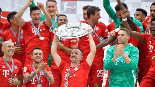 Bundesliga: le Bayern Munich décroche le 29e titre de son histoire