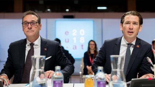 Autriche : l'extrême droite dans la tourmente