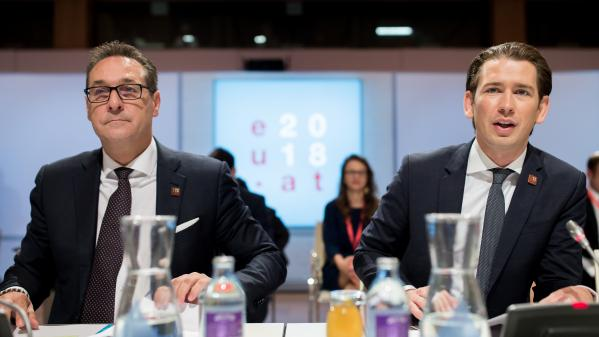 Autriche : le chancelier annonce la tenue de législatives anticipées après le démission du numéro deux du gouvernement