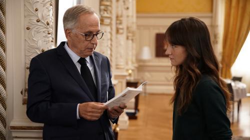 """Cannes 2019 : """"Alice et le Maire"""" de Nicolas Pariser, Luchini impeccable en politicien vieillissant et à court d'idées"""