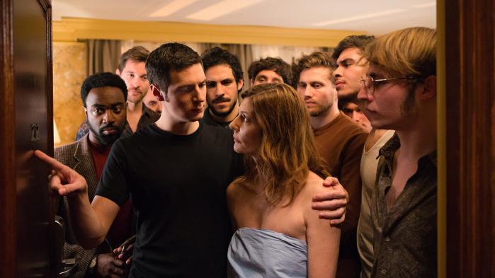 """Chiara Mastroianni, bluffante femme infidèle, touchante et drôle, dans """"Chambre 212"""" de Christophe Honoré"""