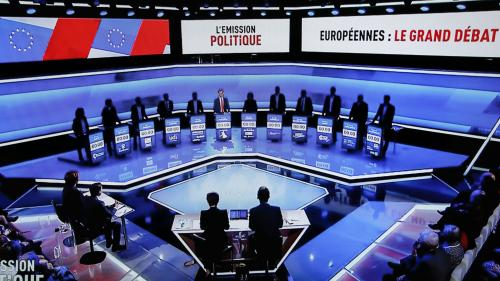 """DIRECT. Européennes : à quatre jours du scrutin, regardez le grand débat entre les principaux candidats lors de """"L'Emission politique"""""""