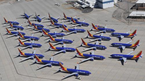 Boeing : alerte pour les sous-traitants français