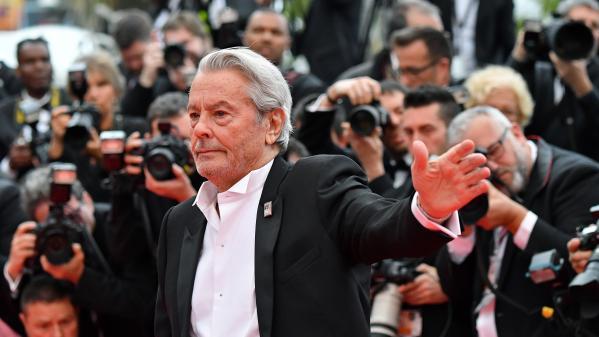 EN IMAGES. Cannes 2019 : Alain Delon, Adèle Haenel et Céline Sciamma sur le tapis rouge du Festival