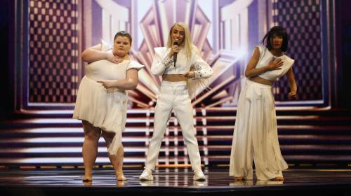 """""""Il nous a donné une leçon"""" : déçus de la défaite de leur candidat à l'Eurovision, les fans de Bilal Hassani désemparés mais philosophes"""