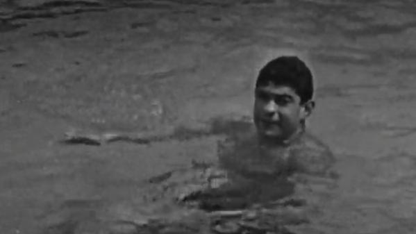 Retour sur le destin d'Alfred Nakache, le nageur du camp d'Auschwitz