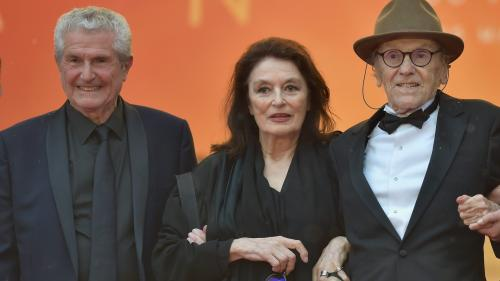 Cannes 2019 : ovation pour Claude Lelouch, Jean-Louis Trintignant et Anouk Aimé