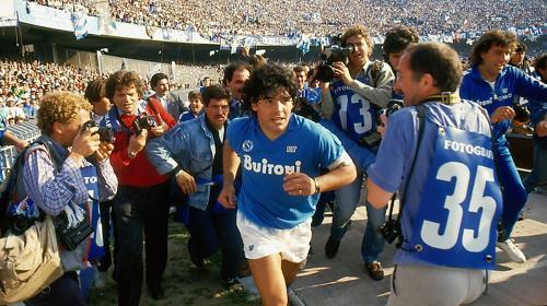 """Cannes 2019 : """"Diego Maradona"""", une tragédie grecque à Naples"""