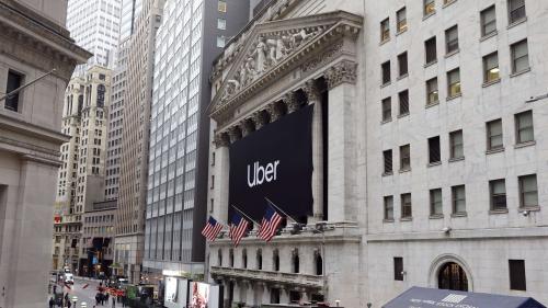 """Lyft, Pinterest, Uber, Slack, Airbnb… Les investisseurs seront-ils les """"pigeons"""" des """"licornes"""" d'internet ?"""