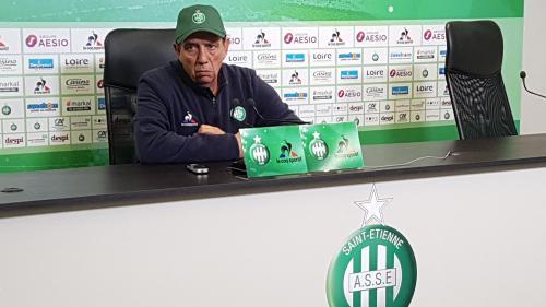 Saint-Étienne : Jean-Louis Gasset quitte son poste d'entraîneur