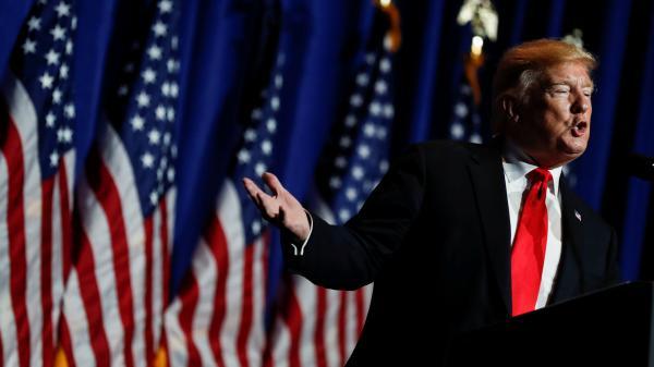 """Donald Trump menace de provoquer la """"fin officielle de l'Iran"""" si Téhéran """"veut se battre"""""""
