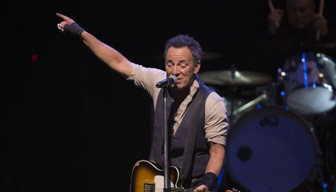 """Bruce Springsteen dévoile son nouveau single """"There Goes My Miracle"""""""