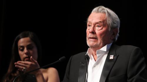 Festival de Cannes : l'hommage rendu à Alain Delon