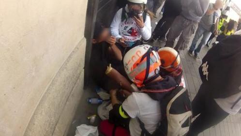 """Une enquête préliminaire ouverte après des prélèvements sanguins lors de manifestations des """"gilets jaunes"""""""